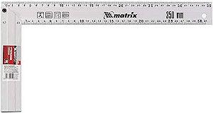 Esquadro De Alumínio 14 Pol 350 mm 324739 MTX