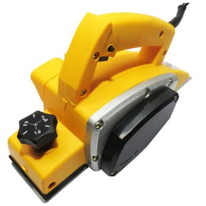 Plaina Elétrica 750W Profissional 82mm Amarela SA Tools