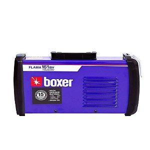 Máquina De Solda Inversora Boxer Flama 131 - 110V