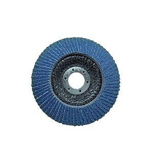 Disco de Lixa Flap 4.1/2 para Lixadeira Grão 40 Lotus 4026