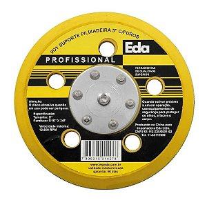 Disco Suporte para Lixadeira 5 Pol. 5 Furos 9OY EDA