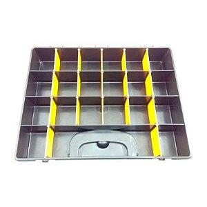 Organizador Plástico Reforçado Multiuso 7011 Luuu ot Plus