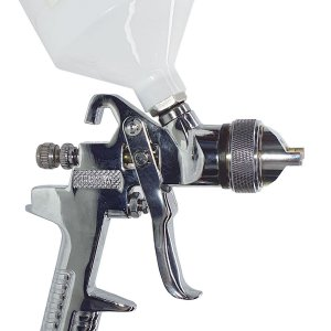 Pistola de Pintura HVLP Profissional 1.4mm SA9015A SA Tools