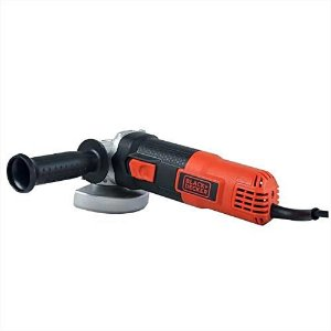 "Esmerilhadeira Angular 4 1/2"" 820 Watts Black+Decker G720"