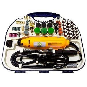 Micro Retífica Kit 212 Acessórios 125w - ST-211 Siga Tool