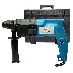 Martelete Rotativo 710W Furadeira SDS Azul SA8222 SATools