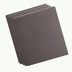 Kit de Lixa D' água Grão 320 Jogo com 10 Folhas 7561655 Mtx