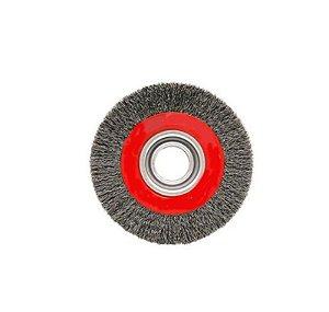 Escova Circular de Aço Ondulado 6 X 3/4'' Lotus 6601