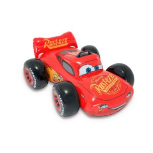 Bote Infantil Carro Inflável para Crianças 57516np Intex