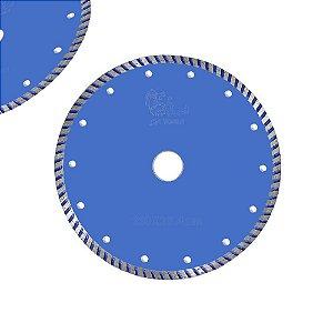 "Disco Corte Diamantado Turbo 9"" 230mm Profissional Sa Tools"