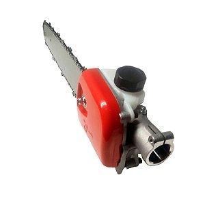 Moto Poda p/ Roçadeira Transforme em Motoserra Sabre 30cm SA