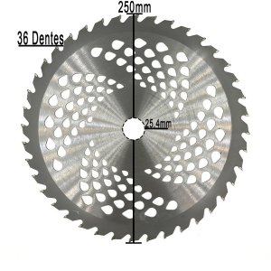 Disco Corte P/Roçadeiras Seco/Molhado 36 dentes Idea 7654MK
