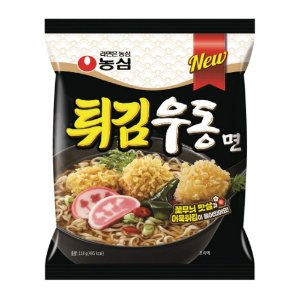 Nongshim Tempura Udon flavour Noodle Soup 118g