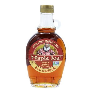 Maple Joe 100% pure maple syrup 250ml