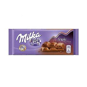 Milka Triple Choko 90g