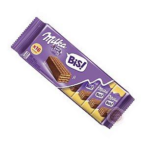 Biscoito Milka Wafer Bis 105,6g