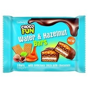 Choco Fun Wafer Hazelnut 120g