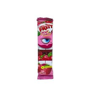 Fritt Chewy Candy sabor morango 70g
