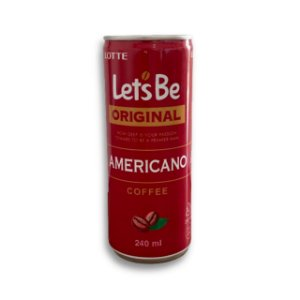 Refresco Café Lets Be Americano 240ml