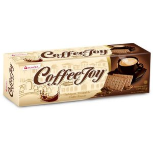 Biscoito de café importado Coffee Joy 90g