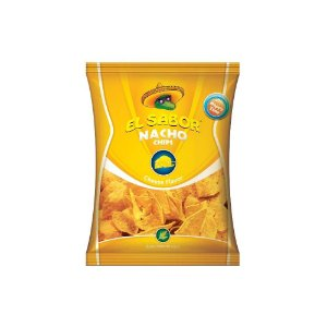 Nachos importados de Queijo El Sabor 100g