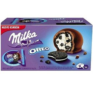 Bombom de Milka Oreo 247g