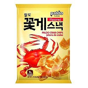 Salgadinho Coreano de caranguejo 50g Crab Chips