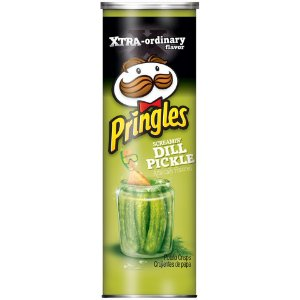 Batata Pringles Pickles 158g