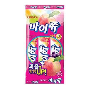 Bala Coreana de Pêssego My Chew 132g