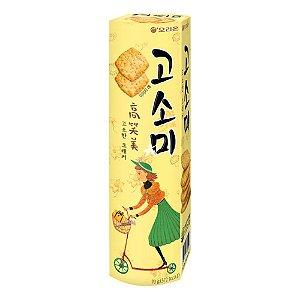 Biscoito Coreano de Gergelim 70g Gosomi