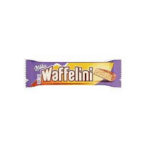 Milka Waffelini Choco com baunilha 31g