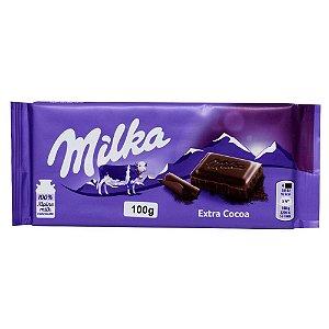 Milka Dark importado 45% Cacao 100g