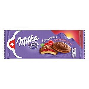 Milka Choco Jaffa framboesa importado 147g