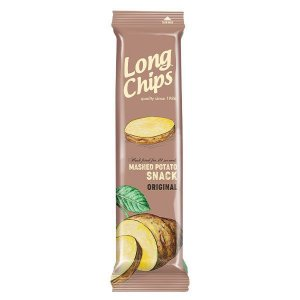 Batata Long Chips Original 75g