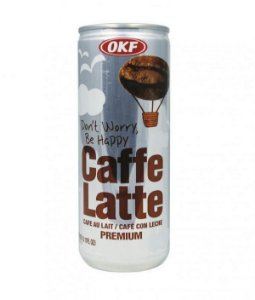 OKF Caffe Latte 240ml