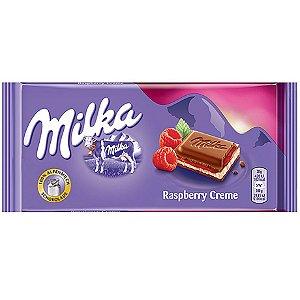 Milka Raspberry Creme 100g