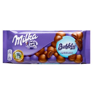 Milka Bubbly Alpine Milk100g