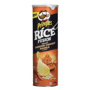 Pringles Rice Fusion Indian Chicken Tikka Masala 160g