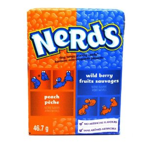 Nerds Peach Wild Berry 46.7g