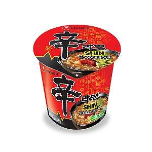 Nongshim Shin Cup Instant Noodle 68g