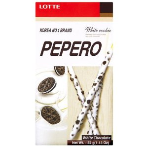 Lotte Pepero White Cookie 32g
