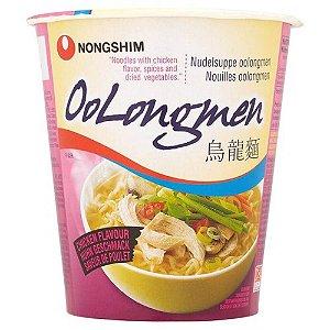Nongshim Oolongmen Frango Noodle Em Copo 75g