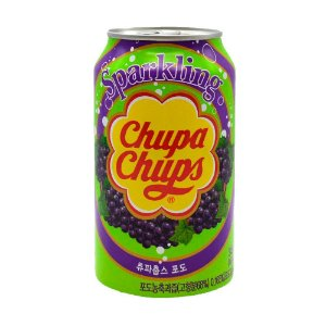 Chupa Chups Grape 355ml