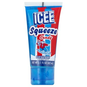 Icee Squeeze Candy Blue Raspberry 62ml