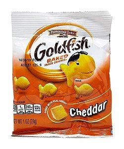 Goldfish Baked Snack Cheddar 28g
