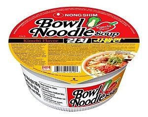 Nongshim Kimchi Cup Instant Noodle Bowl 86g