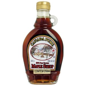 Canada Pure Maple Syrup 100% puro 250ml