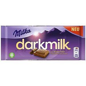 Milka Dark Milk Alpine 100g