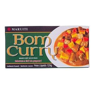 Maruiti Bom Curry tradicional 120g
