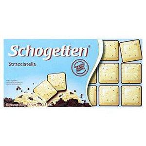 Schogetten Stracciatella (Branco com Cacau) 100g